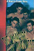 The Vampire of Budapest video cover